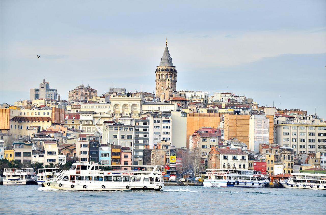 Galata Turcja