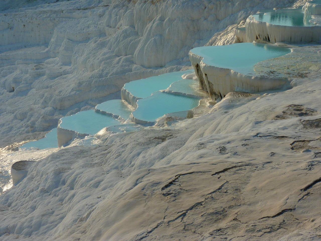 skały wapienne Turcja