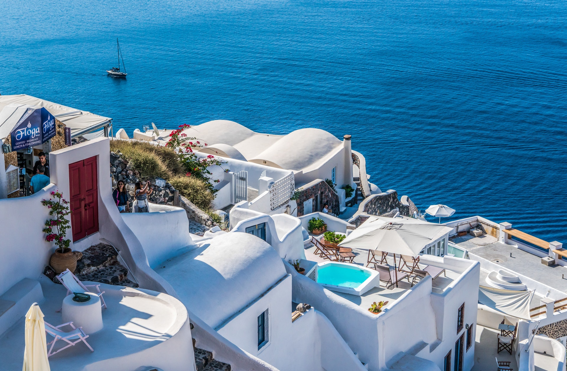 kwatery Grecja
