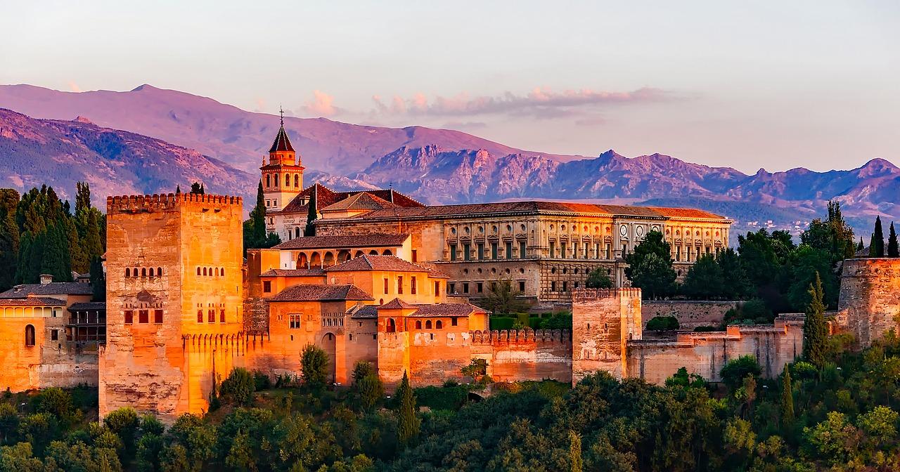 zamek Karola Hiszpania