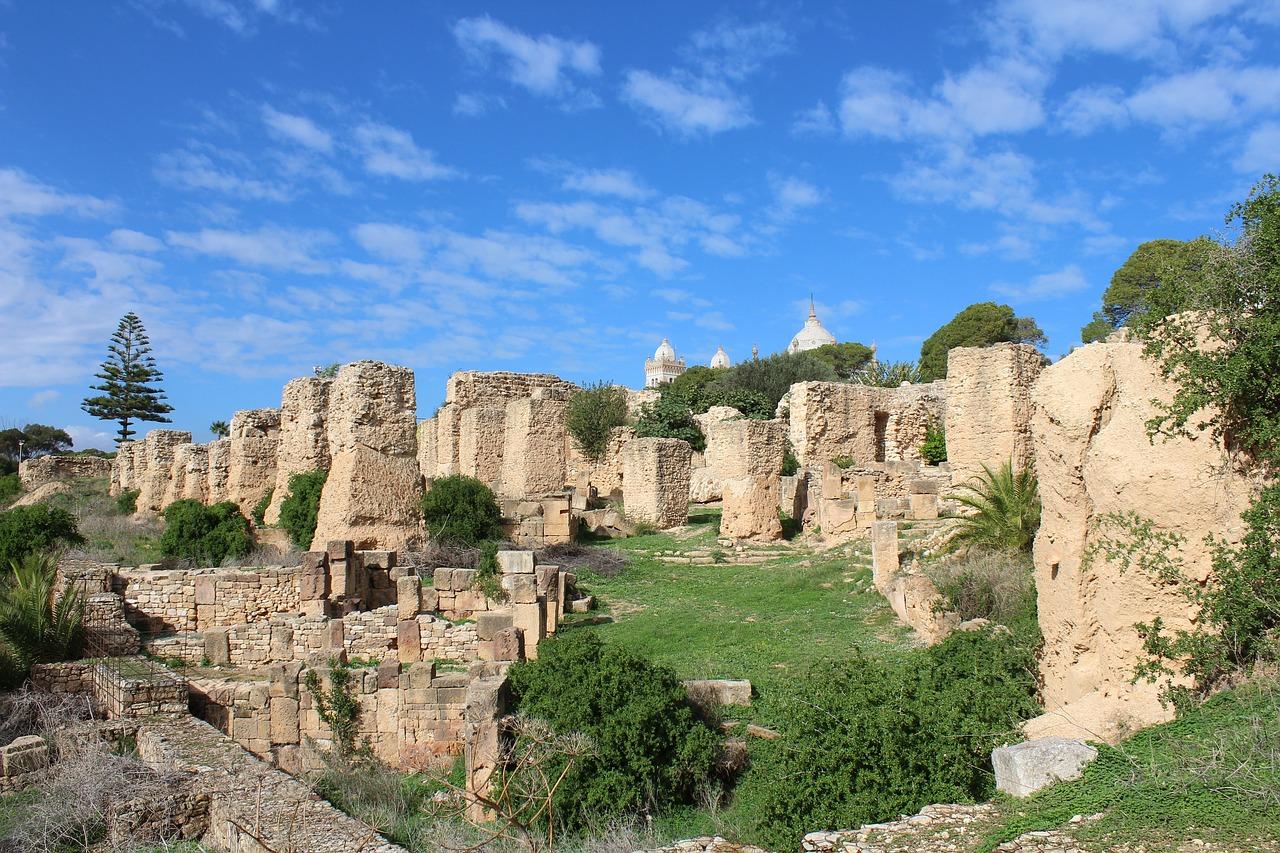zwiedzanie Kartaginy